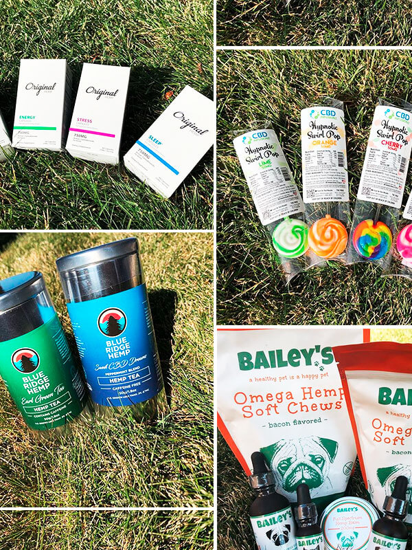 Grow 4 Life products